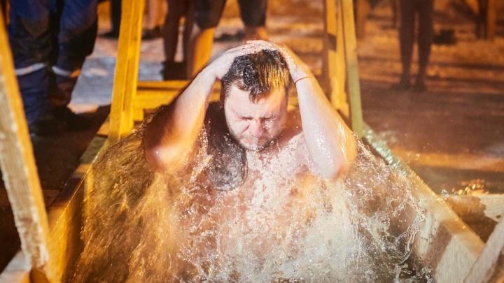В Югре официально отменили крещенские купания и крестные ходы