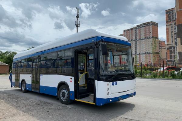 Троллейбусы также будут оснащены кондиционерами и местами для инвалидов-колясочников