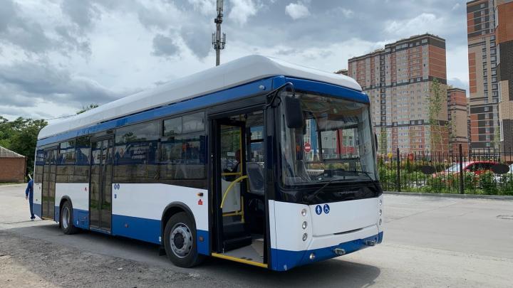 В Ростове на маршрут выйдут троллейбусы № 7 с USB-зарядками