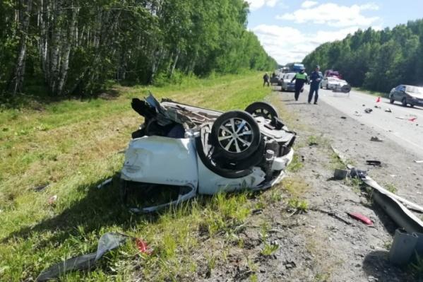 Неаккуратные действия закончились для водителя трагически