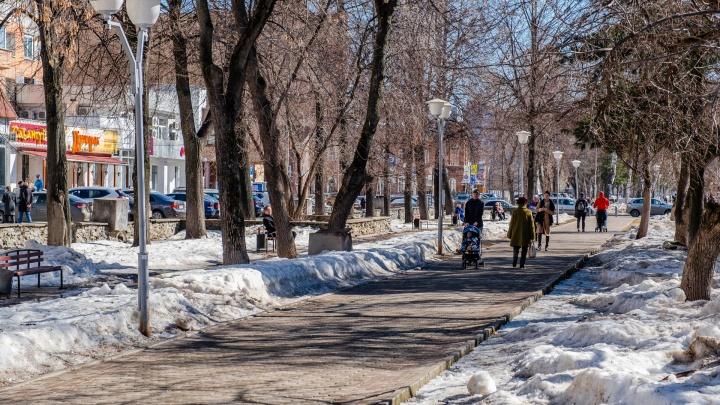 Синоптики рассказали о погоде в Прикамье на выходные