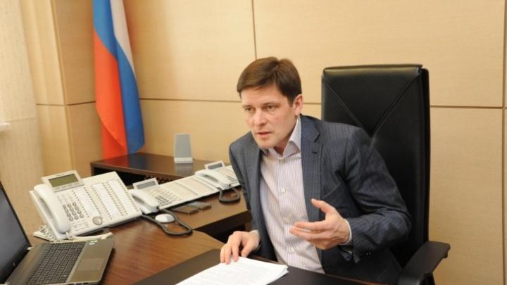 Задержан бывший министр строительства Самарской области Алексей Гришин