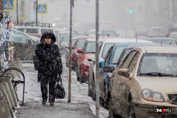 Осень на Южном Урале бывает непредсказуема — со снегом у нас то густо, то пусто
