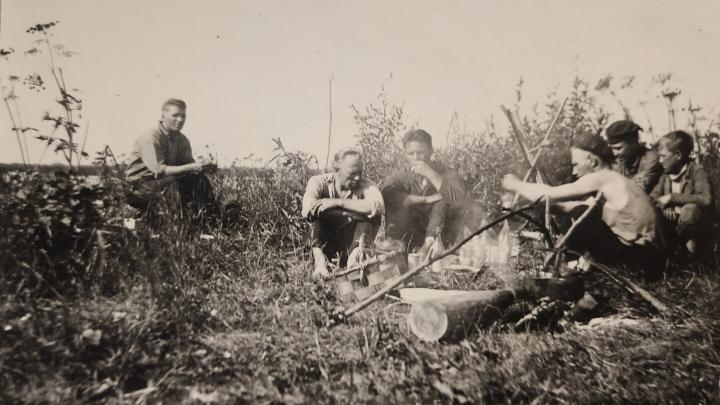 Фронтовой инстаграм: последнее мирное фото 1941-го — через час Молотов объявил о начале войны