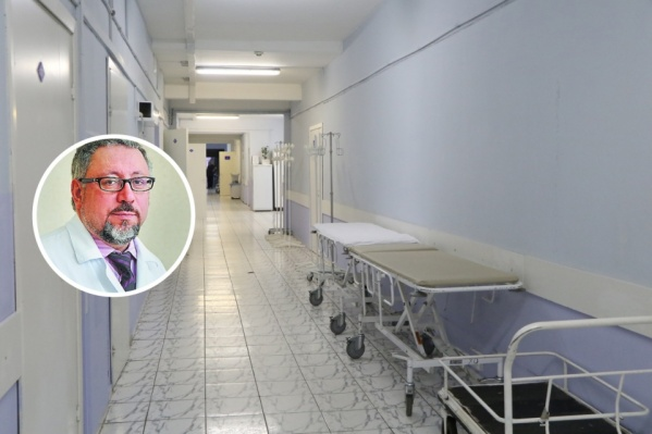 """Замглавврача больницы <nobr class=""""_"""">№ 33</nobr> Алексей Аристов скончался 28 апреля"""