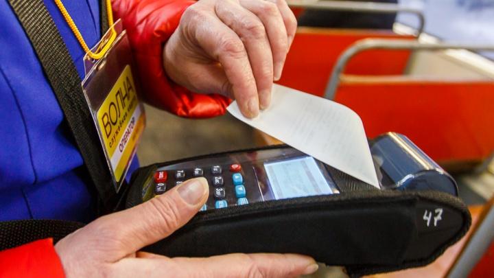 Платите картой: перевозчикам Волгоградской области рекомендовали ограничить оборот наличных денег