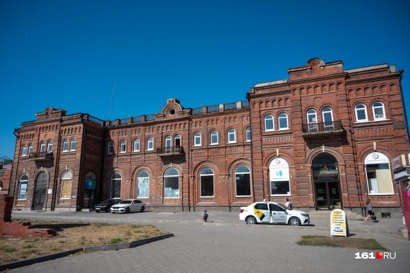 Здание вокзала — объект культурного наследия