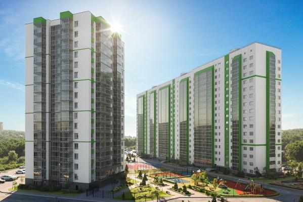 Меньше чем за год ДК «Акация» заработала репутацию сильного игрока на рынке недвижимости в сегменте доступного жилья