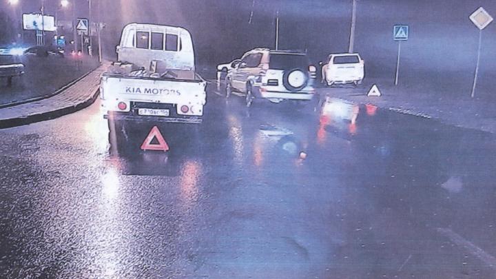 Помеху справа отменили: новосибирского водителя признали виновным в аварии, где он находился справа