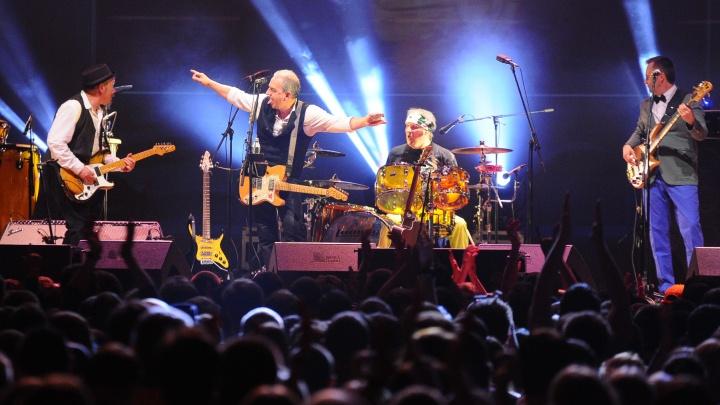 До последнего искали варианты: «Чайф» перенес юбилейный концерт в «Екатеринбург-Экспо» на 2021 год