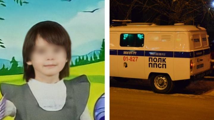 В Первоуральске нашли пропавшую накануне школьницу