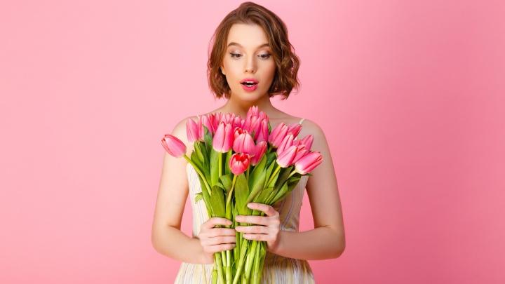 Только до 4 марта: флористы предложили сэкономить на тюльпанах к женскому празднику