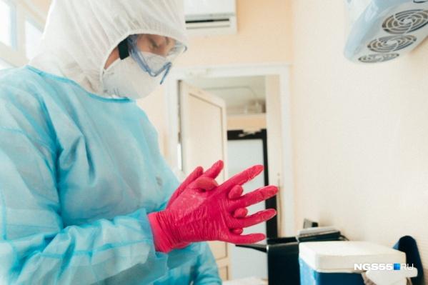 За минувшие сутки в Прикамье еще шесть медиков заразились коронавирусной инфекцией