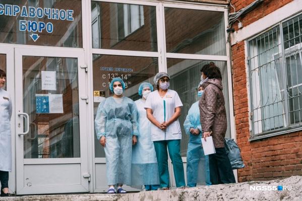 Со вчерашнего дня темпы прироста заболевших коронавирусом в регионе снова ускорились