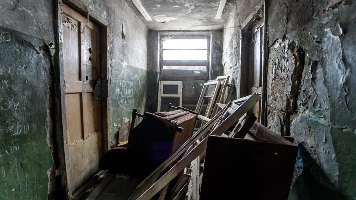 В Волгограде отправили под снос еще два многоквартирных дома