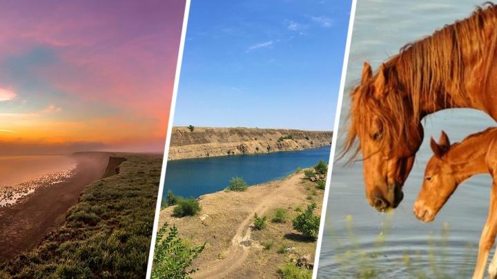 Вам точно захочется здесь побывать: 7 красивейших каньонов и озер Ростовской области