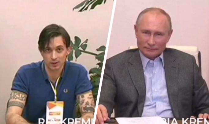 «Рассмотрим в короткий срок»: делом пожаловавшегося Путину итальянца занялась красноярская полиция