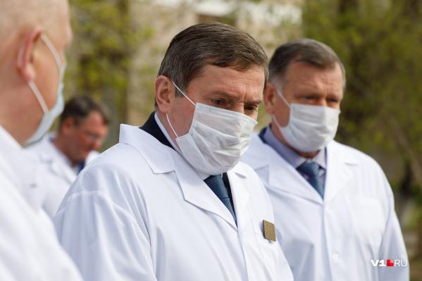 Губернатор разберет качество оказания медицинских услуг и перспективы региона