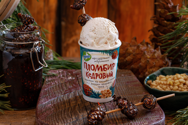 «Купино» снова удивляет новыми вкусами мороженого