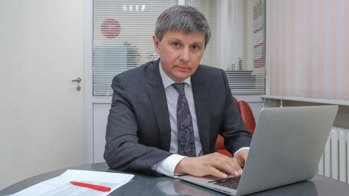 Олег Мандрыкин выходит из борьбы за кресло губернатора Архангельской области