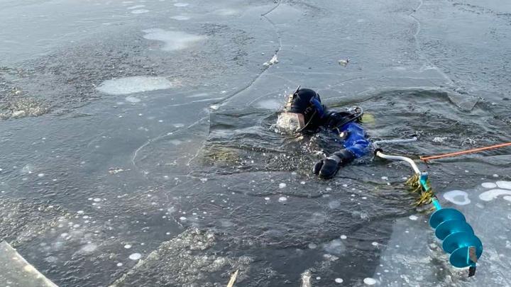 В Самарской области в озере утонул местный житель