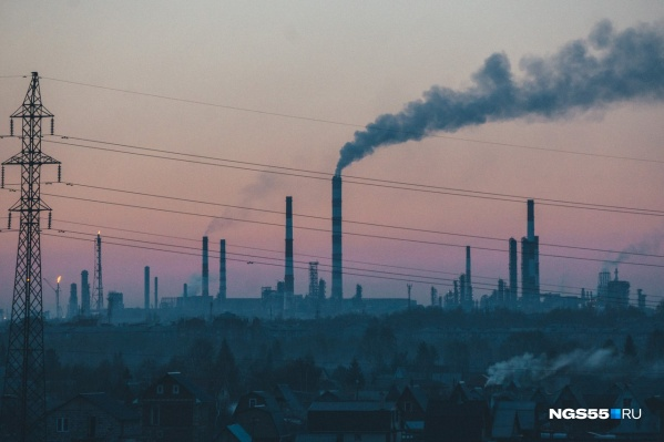 В субботу в воздухе зафиксировали превышение сероводорода и этилбензола