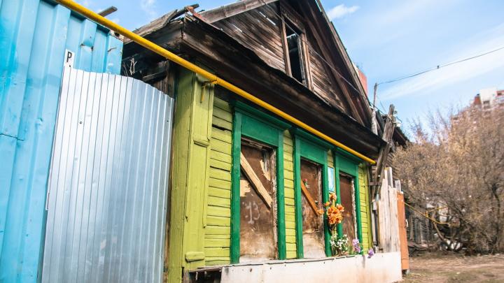 Дом, где было стояние Зои, признали объектом культурного наследия