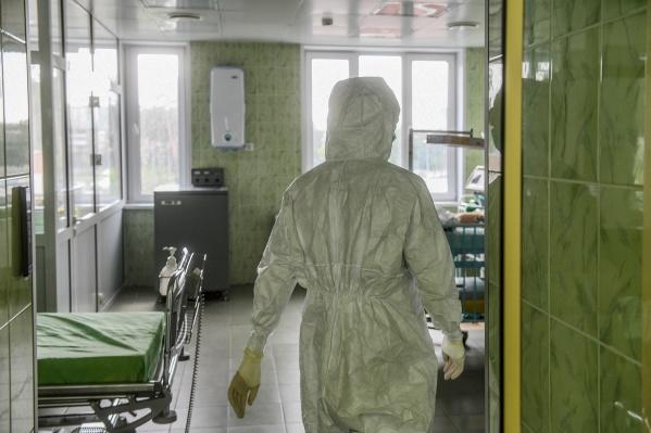 За неделю в 16 летальных случаях коронавирус стал причиной смерти