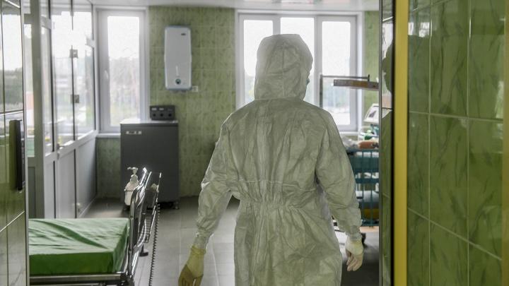 В Тюменской области скончалась пациентка сCOVID-19
