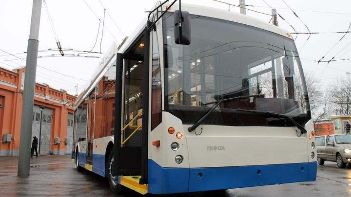 30 московских троллейбусов доставят в Нижний Новгород в апреле