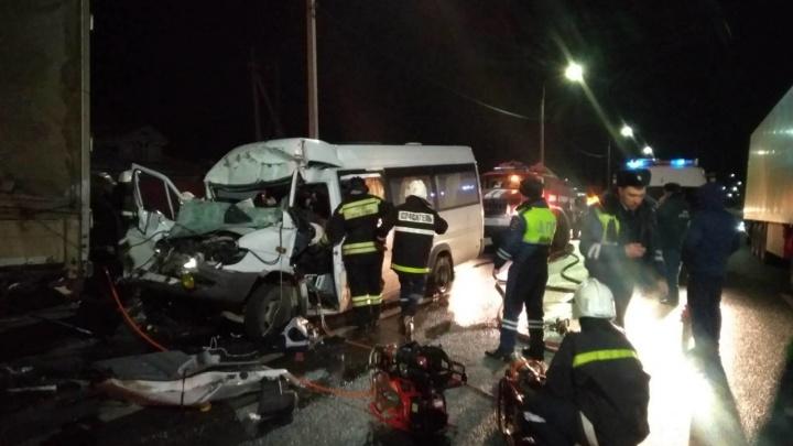 15 нижегородских рабочих пострадали в ДТП в Гороховце, один погиб