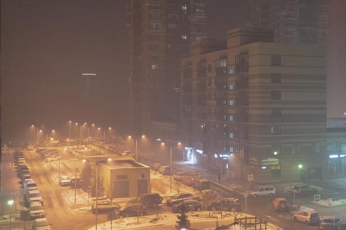Федеральное издание назвало вбросом новость про «черное небо» в Красноярске. Но позже исправилось