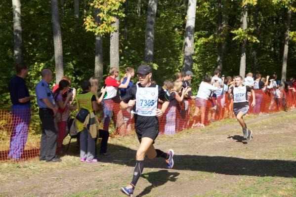 На старт спортсмены могут выйти только после предварительной регистрации