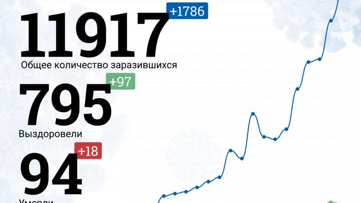 «Чуда не произойдет»: в больницах Волгограда уже 28 человек с коронавирусом