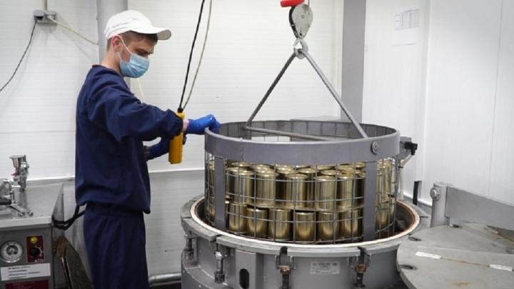 В Красноярске начнут производить халяльную тушенку