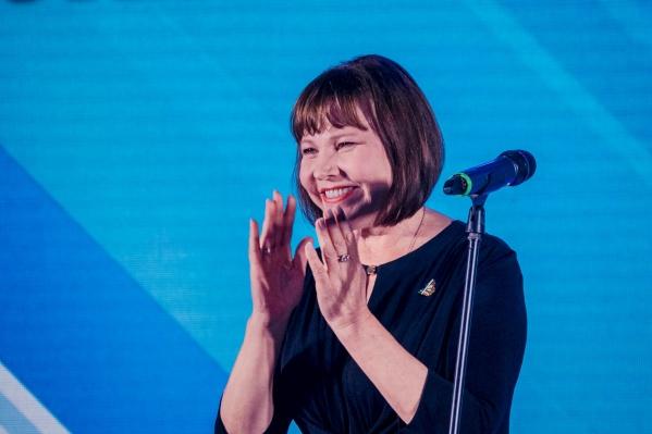 Галина Кулаченко переехала в Екатеринбург вслед за губернатором Евгением Куйвашевым
