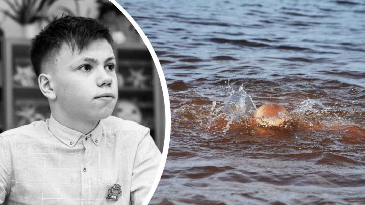 «Схватил за голень и стал тащить»: друзья из Новодвинска спасли едва не утонувшего в озере подростка