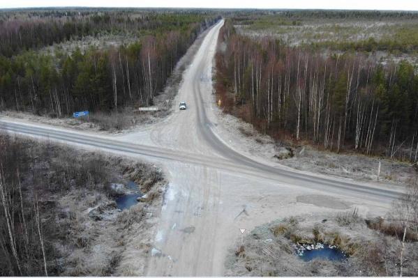 Ремонта дороги до Онеги автомобилисты ждут долгие годы