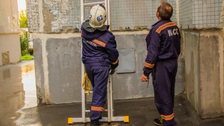 «Мать пошла к соседям за солью»: в Новосибирске семь детей оказались ночью заперты одни в квартире
