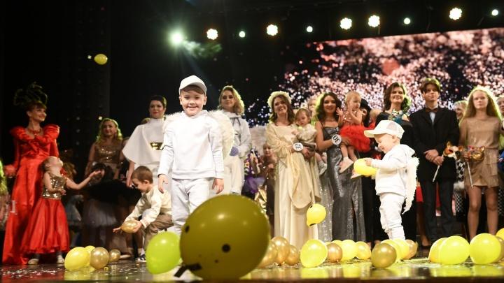 Фея, повелительница драконов или женщина с шестью руками: в Екатеринбурге выбрали главную маму города
