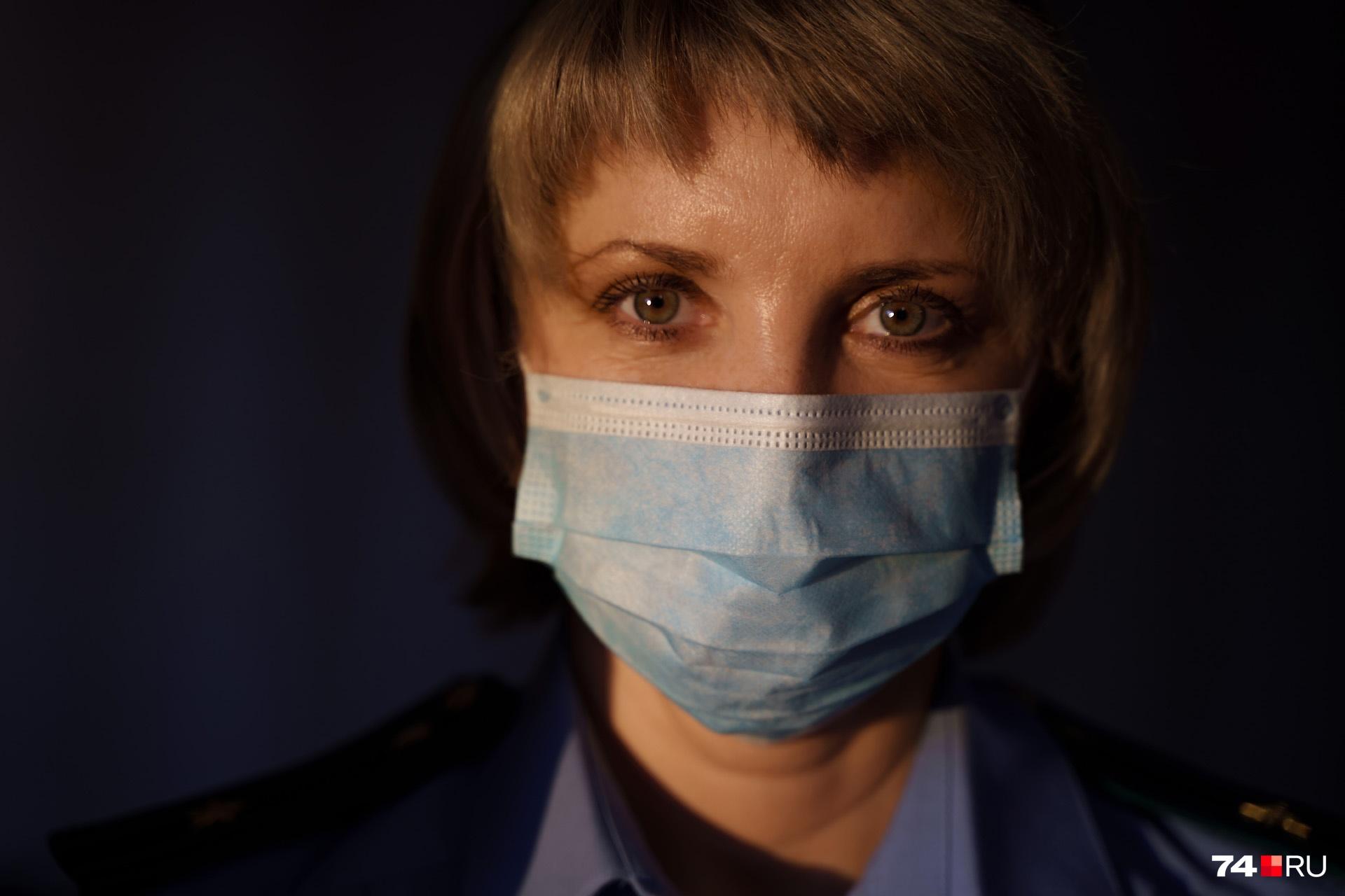 Наталья Леготина не смогла равнодушно закрыть папку с делом Олега и забыть