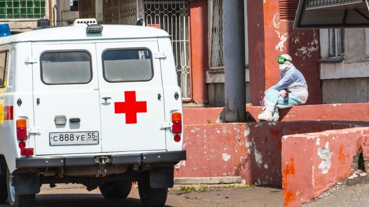 В Омской области зафиксировали резкий скачок смертности