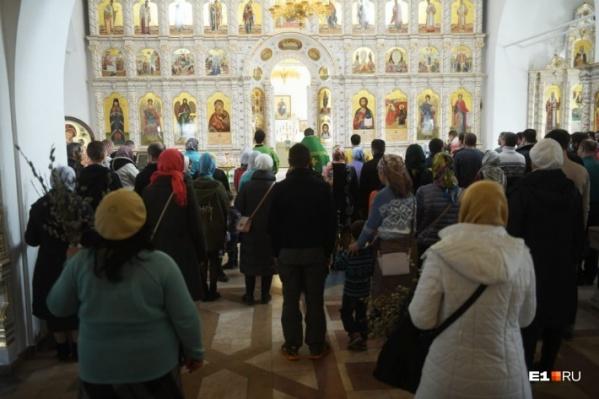 Конфликт православных активистов с губернатором длится уже несколько дней