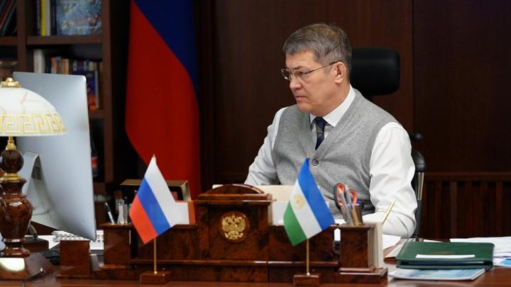 Хабиров объяснил, почему смягчили ограничительные меры из-за коронавируса в Башкирии