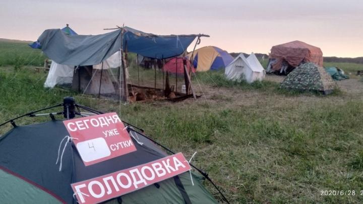 «Запугивают и терроризируют»: требовавшие отставки Цивилева кузбассовцы рассказали о преследованиях