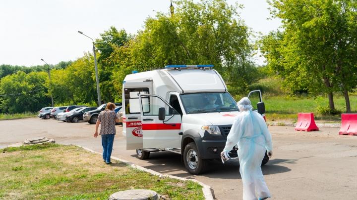 В Омской области коронавирусом заразились ещё 49 человек