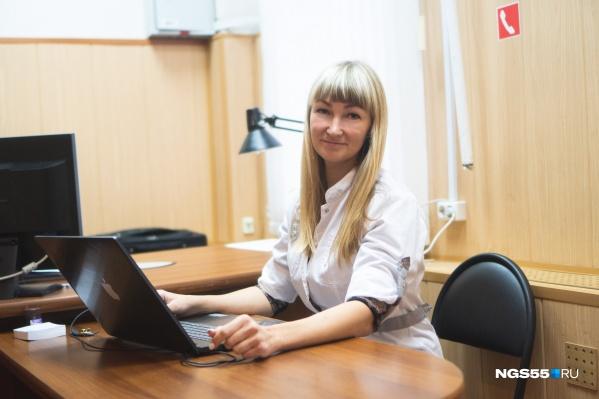 Ольга работает ветеринаром с 2009 года