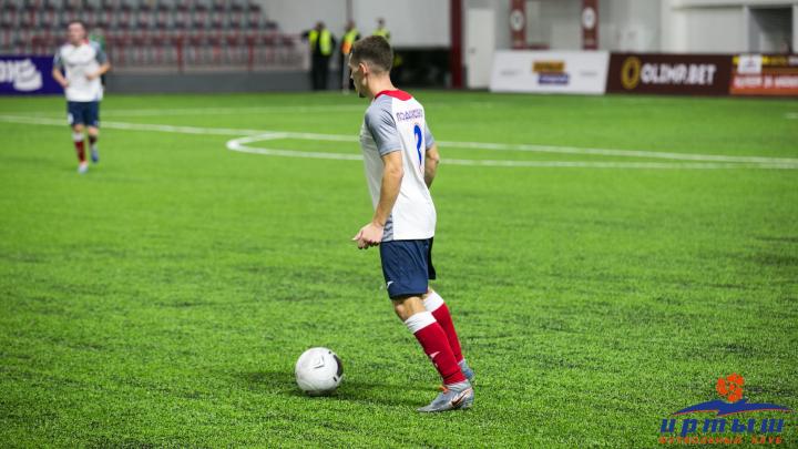 «Иртыш» упустил победу в матче с командой из села в Ростовской области
