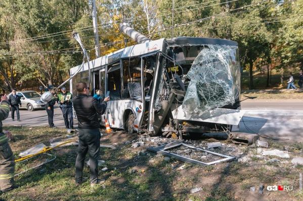 Следователи пришли к выводу, что к аварии привела небрежность водителя