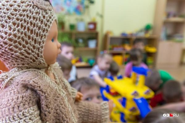 Следствие проверяет действия замминистра, которые связаны с вводом в эксплуатацию новых детских садов в Самарской области